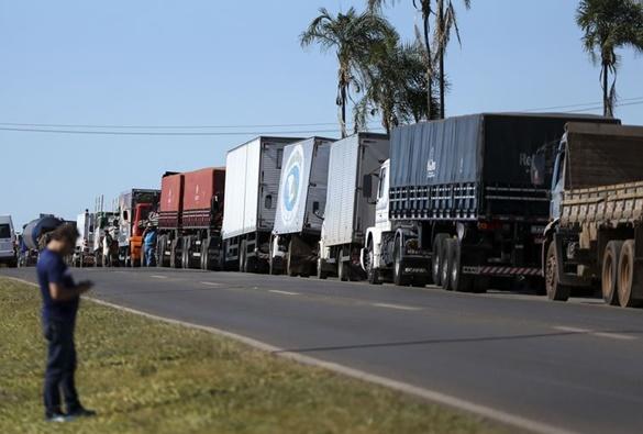 Greve dos caminhoneiros está prevista para 1º de fevereiro, diz presidente da ANTB