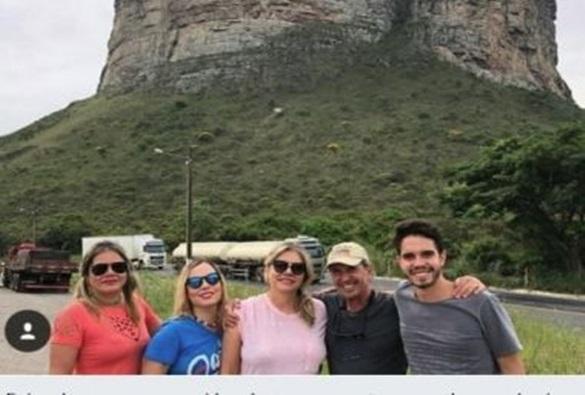 Turista de Goiás morre após bater com cabeça na Cachoeira do Roncador, na Chapada