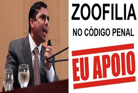 Em defesa dos animais, deputado Marcell Moraes luta para incluir zoofilia no código penal