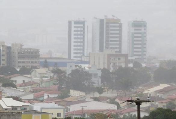 Os termômetros em Conquista registram mais um dia com baixas temperaturas