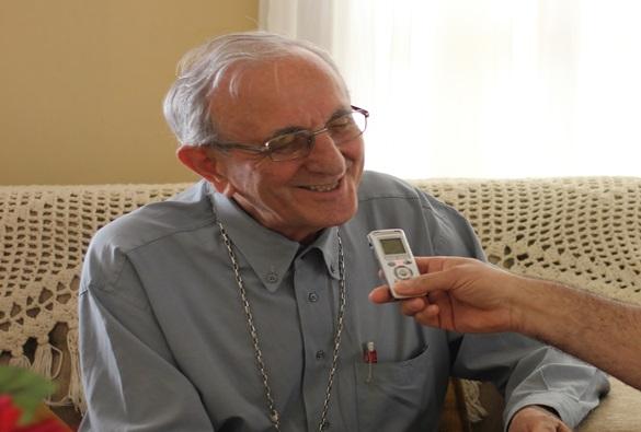 Dom Armando Bucciol comemora 46 anos de ordenação Presbiteral