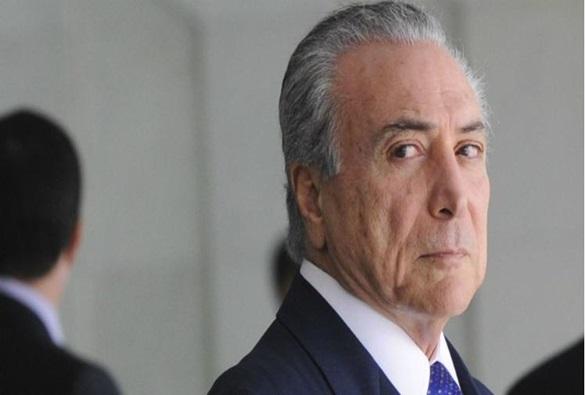 Em vídeo nas redes sociais, Temer diz que Brasil vai fechar 2017