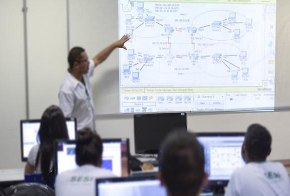 Inscrições para o curso em Rede Computadores termina na próxima quarta-feira em Livramento