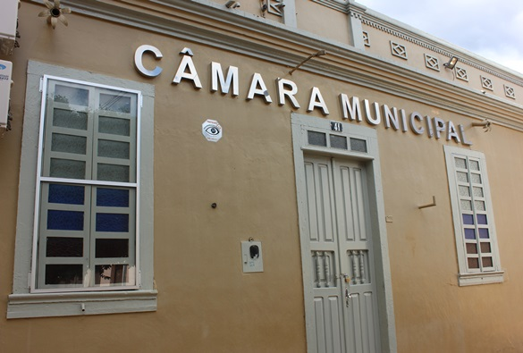 Câmara de Vereadores de Livramento: parlamentares discutem necessidade de guarda municipal na cidade