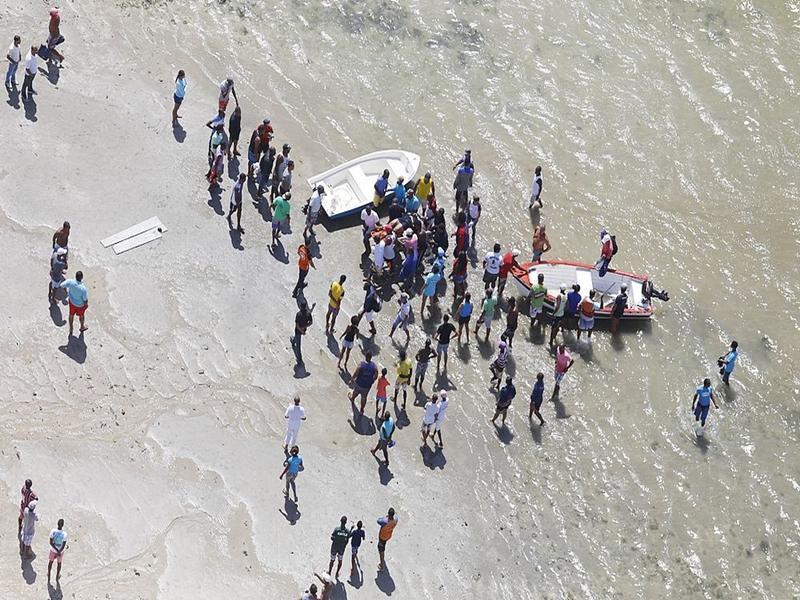 Embarcação afunda em Mar Grande; 23 mortes foram confirmadas