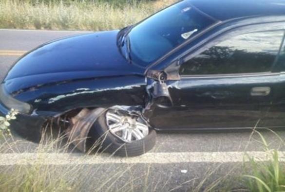 Livramento: Veículos colidem frontalmente na BA-156 próximo a Monte Oliveira