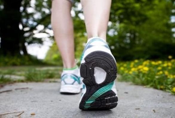 Pesquisa aponta que caminhada aumenta fluxo sanguíneo para o cérebro