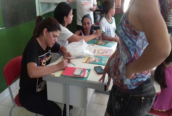 Unidades de saúde da família promovem ação de prevenção contra hanseníase tracoma e verminose nas escolas