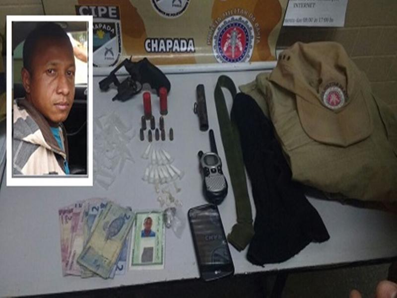 Acusado de vários crimes morre em confronto com policiais durante operação em Boninal