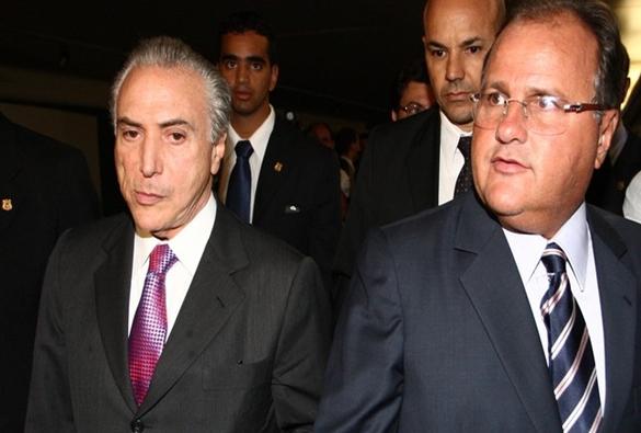 Funaro cita Temer e relata 'comissão' de R$ 20 milhões para Geddel