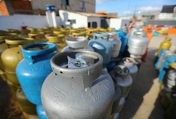Botijão de gás pode ficar mais caro
