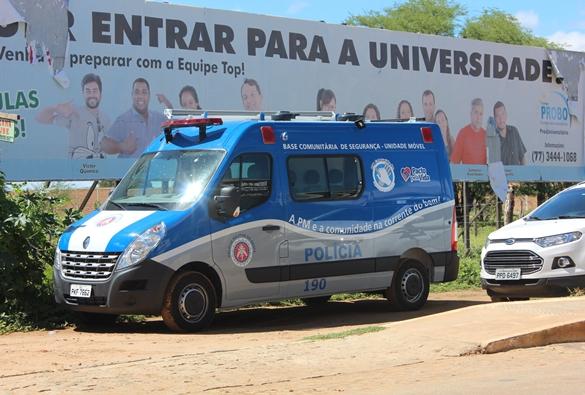 Carnaval 2017: Rio de contas contará mais uma vez com uma Unidade Móvel da PM com informações online da (SSP-BA)