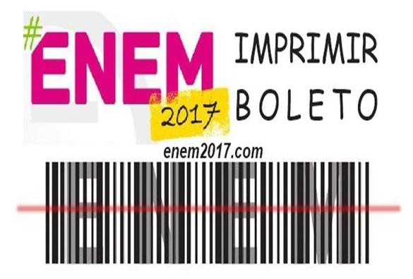 Participantes do Enem têm até amanhã para pagar a taxa de inscrição