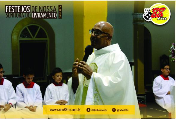 Festejos de Nossa Senhora do Livramento: confira as fotos da terceira noite de novenário