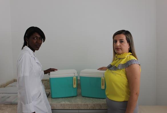 Livramento: Clinica Médica Santa Helena inaugura sala de vacinação