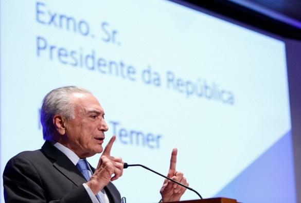 Michel Temer libera mais de  R$ 4 bilhões para estados e municípios