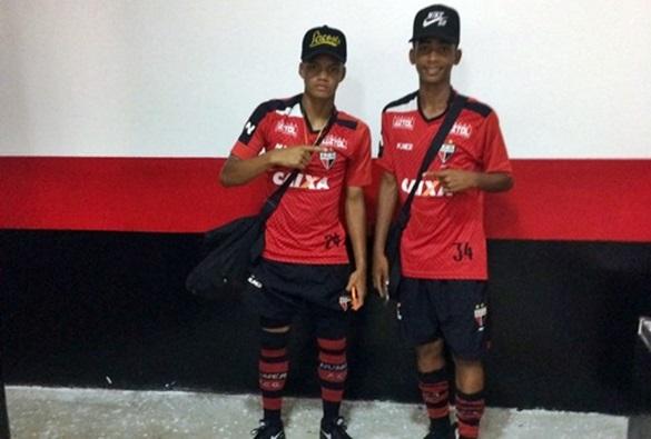 Atleta Livramentense Kaian é destaque na estreia do campeonato Goiano Sub-15