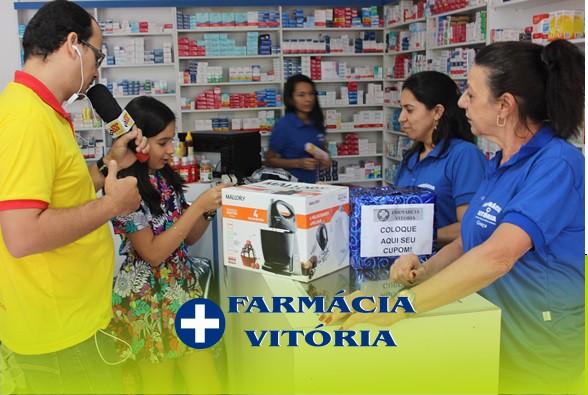 Livramento: Farmácia Vitória reinaugura filial ao lado do Hospital