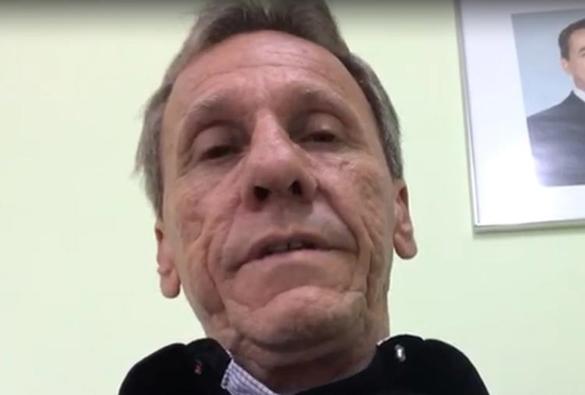 Dom Basílio tem três casos suspeitos de Covid-19 e prefeito chora em vídeo pedindo apoio da população