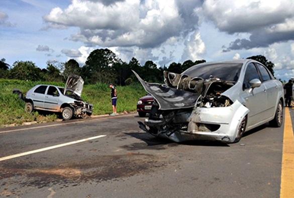 Acidentes graves em rodovias federais caem 7,5% em 2017