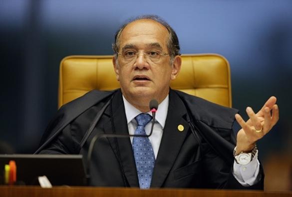 UNAJUF postula perda do cargo de Gilmar Mendes