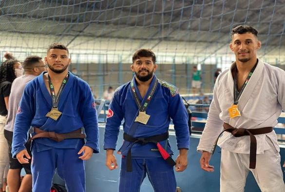 Atletas de Livramento são destaques em competição internacional de Jiu Jitsu