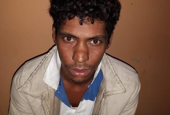 Estuprador foragido da cadeia de Macaúbas é recapturado em Rio de Contas pela PM