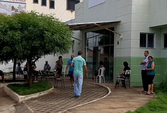 Já começou a campanha de vacinação  contra a Gripe em Livramento