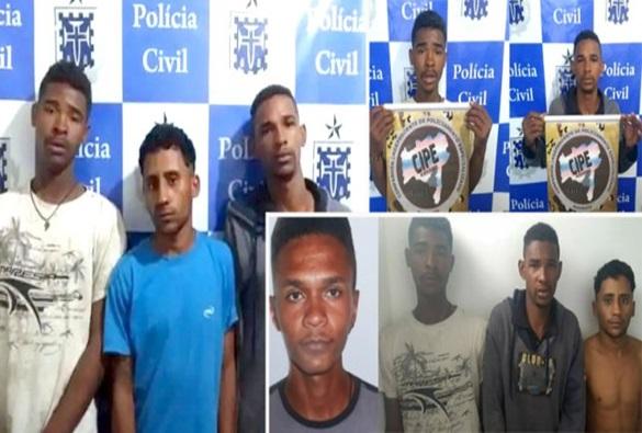 Suspeitos de assassinato de diretor de escola em Barra da Estiva são presos pela polícia; um morre em confronto