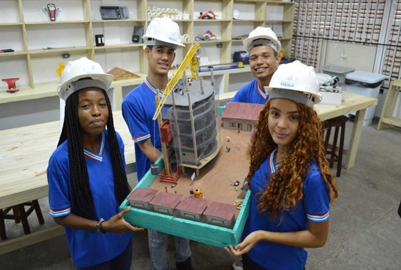 Mais de 20 mil vagas em cursos técnicos gratuitos são abertas na Bahia