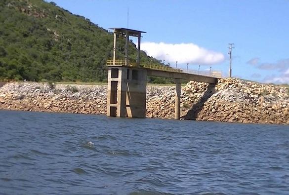 Nível da barragem Zabumbão em Paramirim é de trinta e dois por cento de sua capacidade