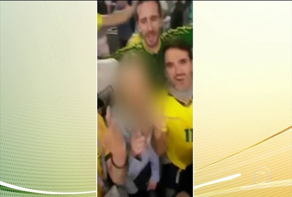 Ministério Público investigará brasileiros que desrespeitaram mulher na Rússia e divulgaram vídeo