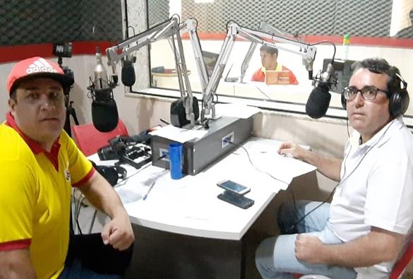 Livramento: Fiscal estadual agropecuário da ADAB fala sobre a campanha nacional contra febre aftosa
