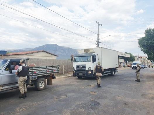 Polícia divulga balanço da Operação Proclamação da República em Livramento
