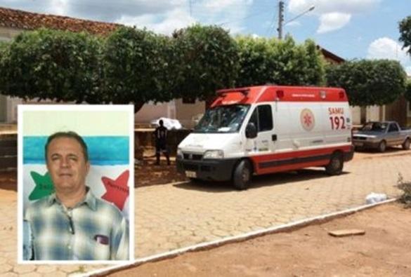 Livramento: Faleceu na manhã de hoje o professor José Alves
