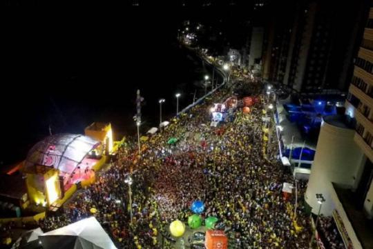 Com 2 milhões de visitantes, Carnaval injetou R$ 1,5 bilhão na economia baiana