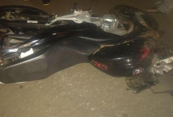 Conquista: Homem morre após batida entre moto e caminhão na BR-116