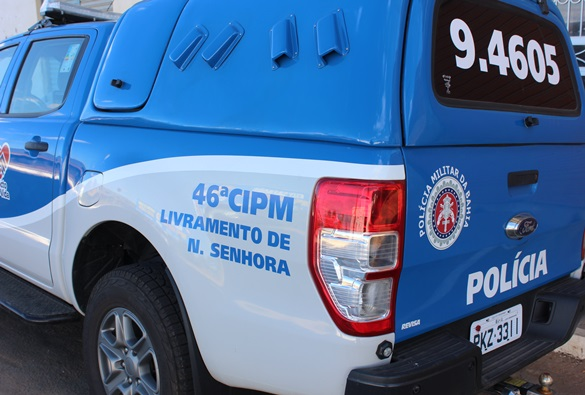 Polícia prende homem em Livramento por dirigir embriagado