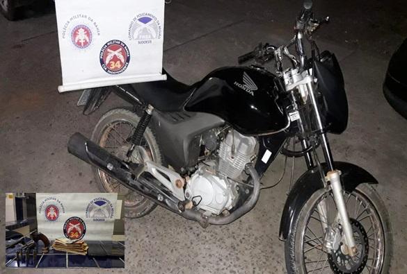 Dupla realiza assalto em Iguatemi, zona rural de Livramento