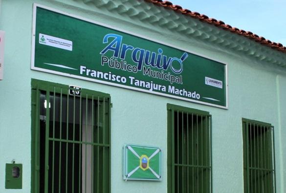 Arquivo Público Municipal tem nova sede