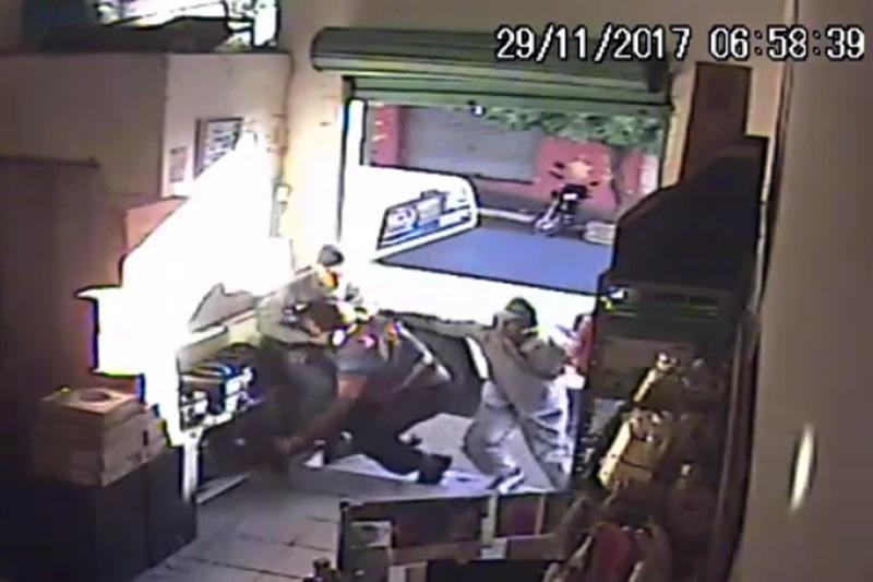 Brumado: Comerciante é brutalmente agredido por bandidos; o fato gerou revolta e indignação na população