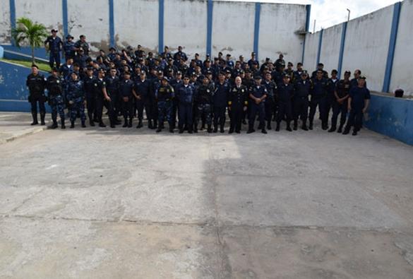 Brumado: Guardas Municipais realizarão Marcha Azul Marinho