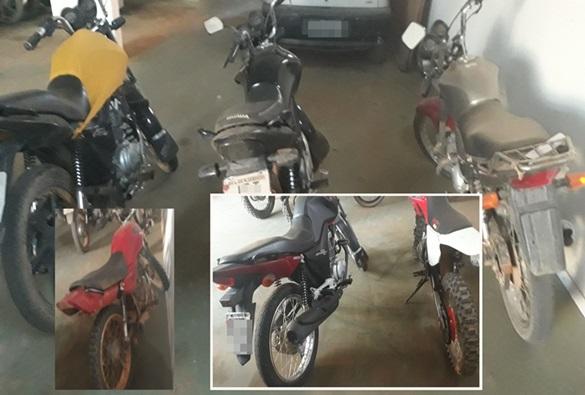 Saldo da festa de Canabrava: seis motos com escapamento adulterado foram apreendidas pela polícia em Livramento