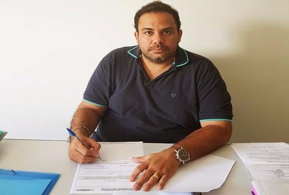 Prefeito nomeia Ricardo Juvelino Farias Secretário de Agricultura