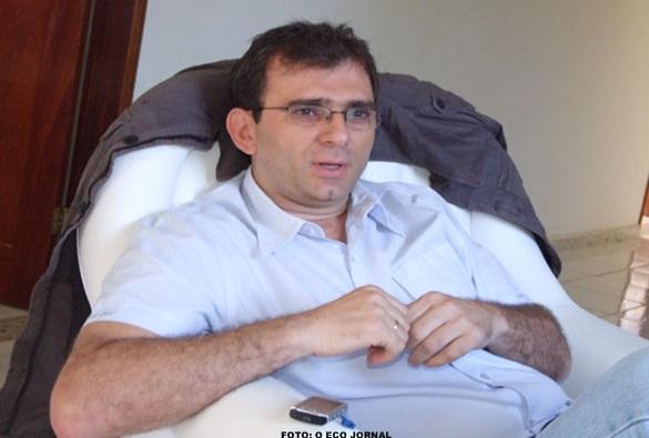 Ex Prefeito de Rio de Contas Márcio Farias, está internado em UTI de Vitória da Conquista com vírus H1N1